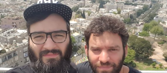 "Tsahi Ben Amram: ""People in Tel Aviv here like it fast and furious"""