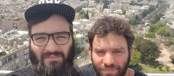 """Цахі Бен Амрам: """"Люди в Тель-Авіві обожнюють божевільний темп і стрімкий барний рух"""""""