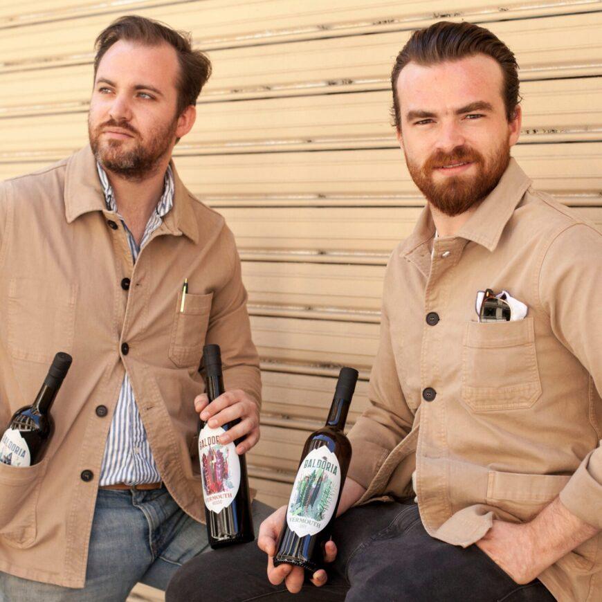 Baldoria Vermouth — История успеха от Рори Шепарда и Бена Купера