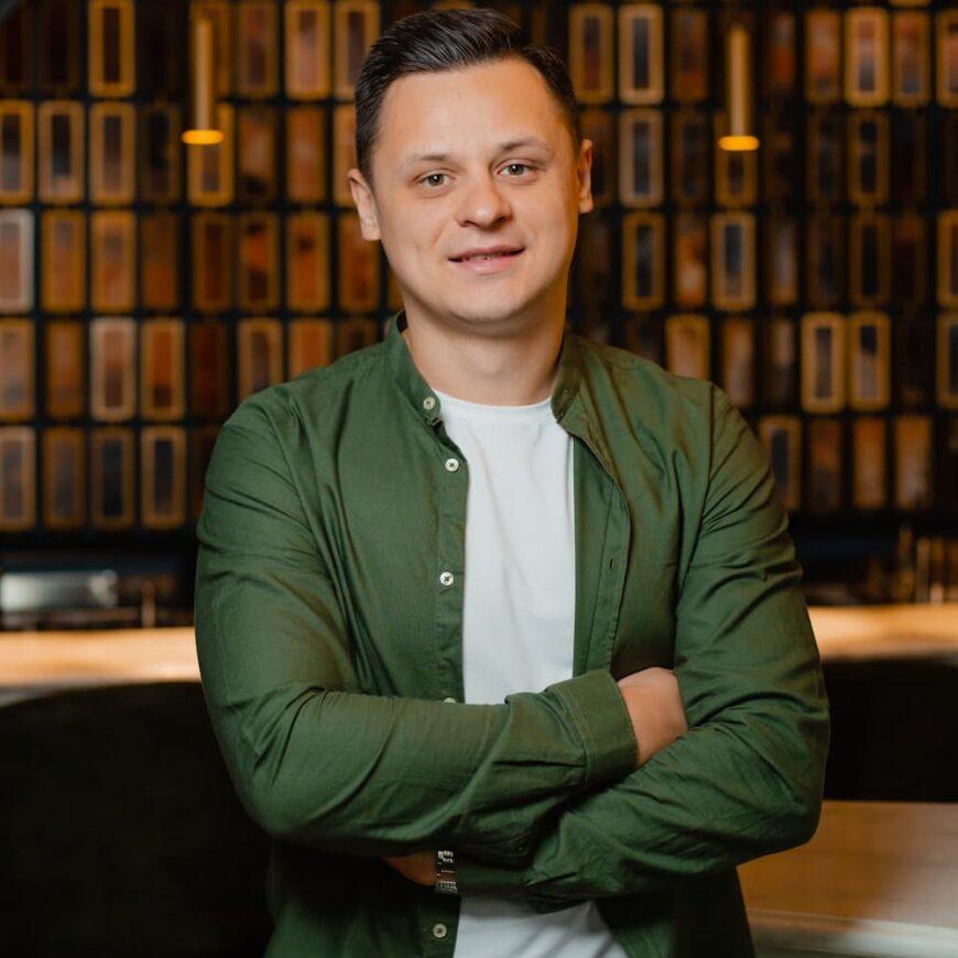 Vladyslav Romanishyn